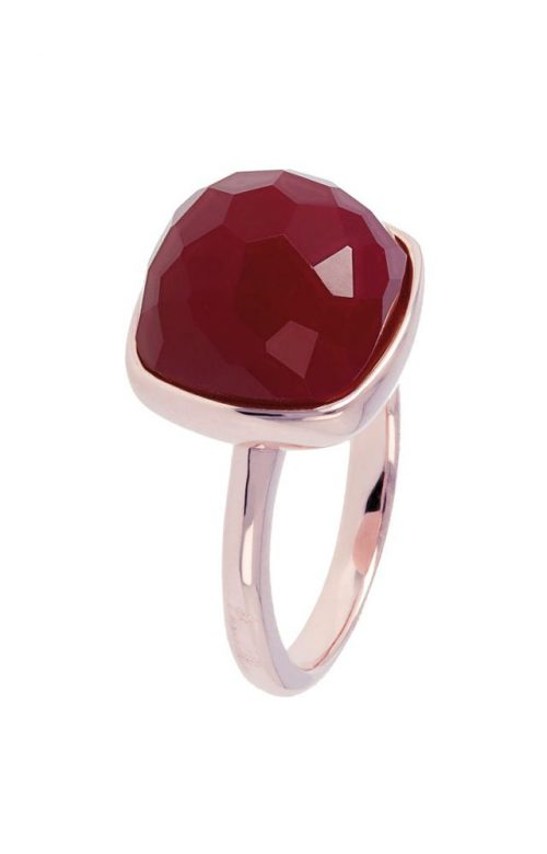 BRONZALLURE CHARISMA ROUNDED COLORS RING